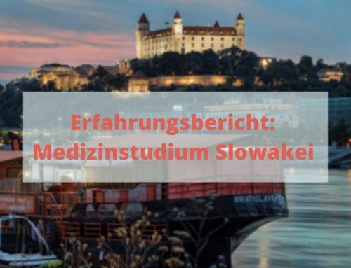 Studieren in der Slowakei (Erfahrungsbericht)